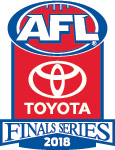 2018 AFL Finals Series Logo