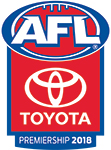 2018 AFL Season Logo